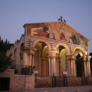 Bazylika Agonii w Jerozolimie