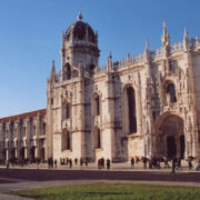 Klasztor Hironimitow Lizbona