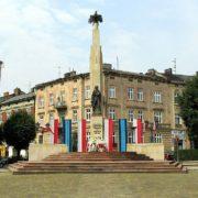 Przemyśl - Pomnik Orląt Przemyskich