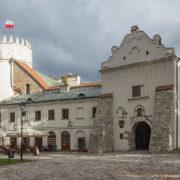 Przemyśl - Zamek Kazimierzowski