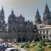 Santiago de Compostela..