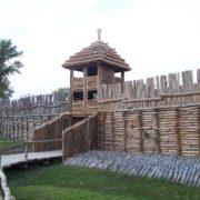 Biskupin - muzeum archeologiczne