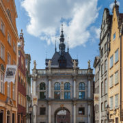 Gdańsk - Brama Złota