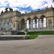 Glorietta w ogrodach pałacu Schonbrunn