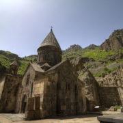 Klasztor Geghard