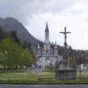 Lourdes - Sanktuarium maryjne