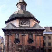 Lwów - Kaplica Boimów