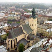 Lwów Katedra Łacińska