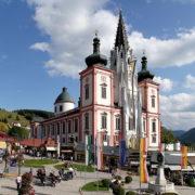 Mariazell - Bazylika Narodzenia NMP