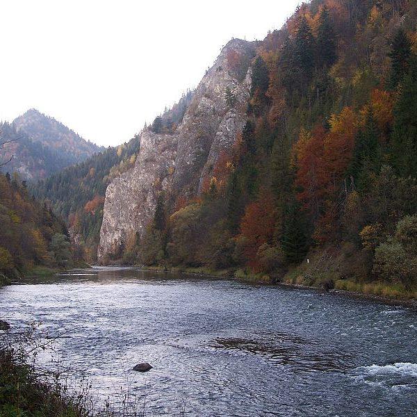 Pieniny - Przełom Dunajca