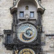 Praga - zegar astronomiczny Orloj