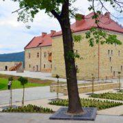 Sanok - Zamek Królewski