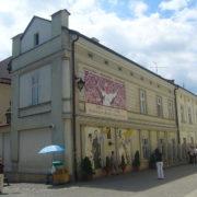 Wadowice - dom rodzinny Karola Wojtyły