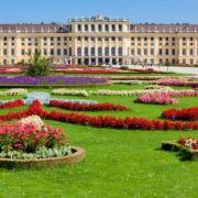Wiedeń - Pałac Schonbrunn