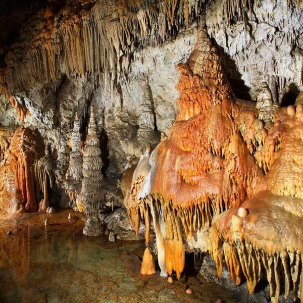 Słowacja - Demianowska Jaskinia Wolności