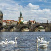 Praga - Wełtawa