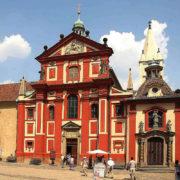 Bazylika Św. Jerzego - Praga