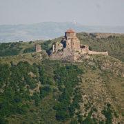 Gruzja - Monastyr Dżwari