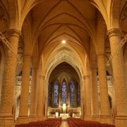 Katedra Notre Dame - nawa katedry