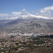 Mostar i okolice - szczyt Velez