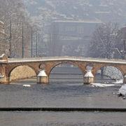 Sarajewo - most łaciński