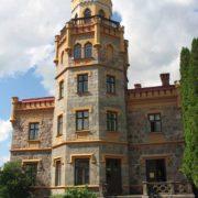 Sigulda - zamek