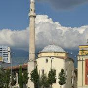 Tirana - Meczet Ethem Beja