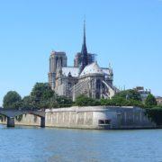 Wyspa La Cite - Katedra Notre Dame