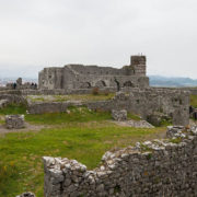 Zamek Rozafat - Szkodra