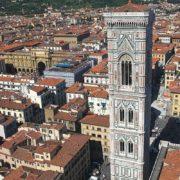 Florencja - dzwonnica Giotta