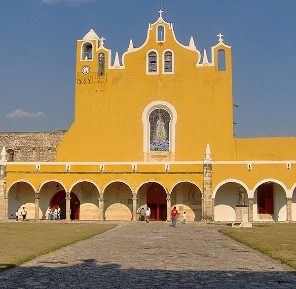 Izamal - klasztor