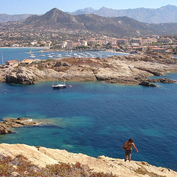 Korsyka - L'lle Rousse