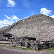Teotihuacan - Piramida Słońca